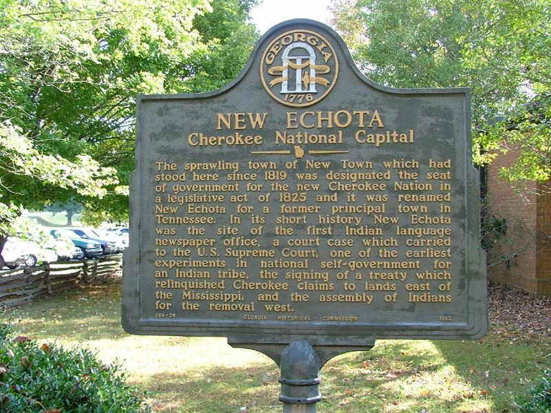cherokee nation capital