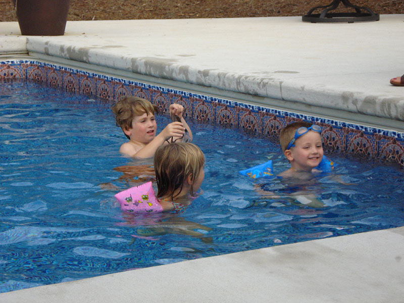 Swimming Lessons In: Lafayette In Swimming Lessons